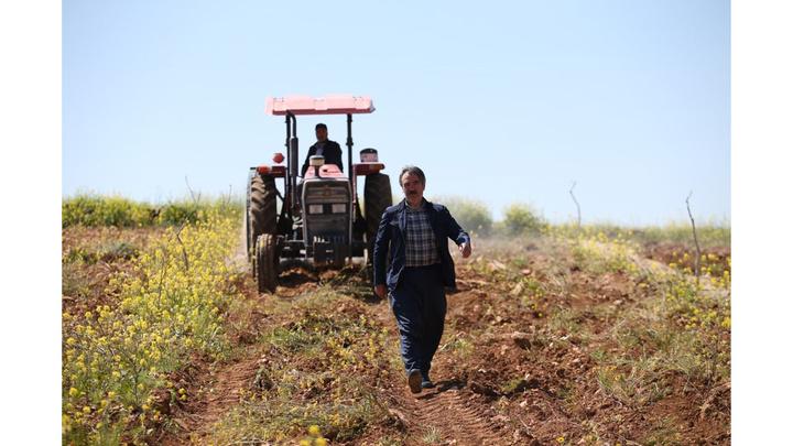 Nevşehir Hacı Bektaş Veli Üniversitesi'nde rektör, Halfeti'de çiftçi