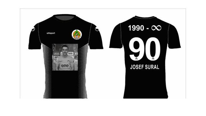 Aytemiz Alanyaspor Josef Sural için özel tişört hazırlattı