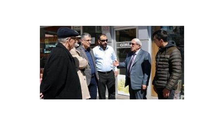 Erzurum'da 1977'den beri muhtarlık yapıyor