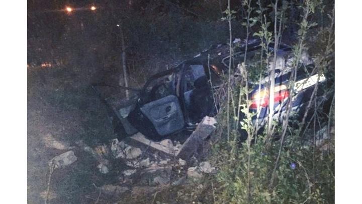 Samsun'da trafik kazasında bir kişi hayatını kaybetti