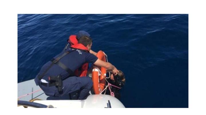 Ayvalık'ta kaçak tekne faciası: 3'ü kadın 5'i çocuk 8 ölü