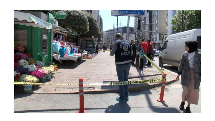 Gaziosmanpaşa'da silahlı saldırıda 2 kişi yaralandı