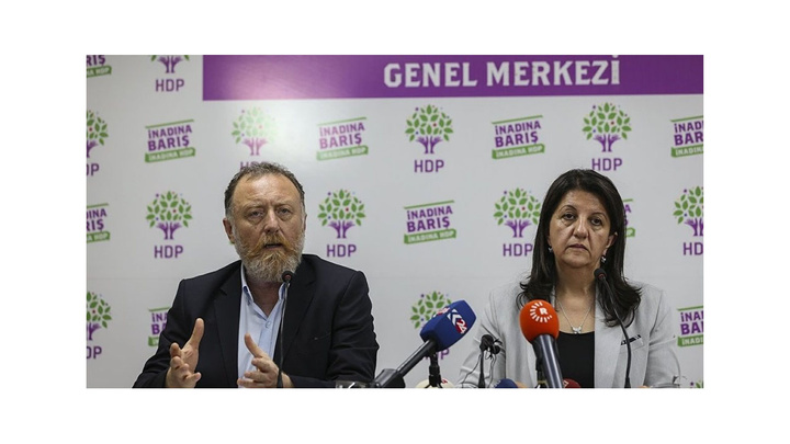 HDP'den İstanbul'da seçimin yenilenmesi kararına tepki