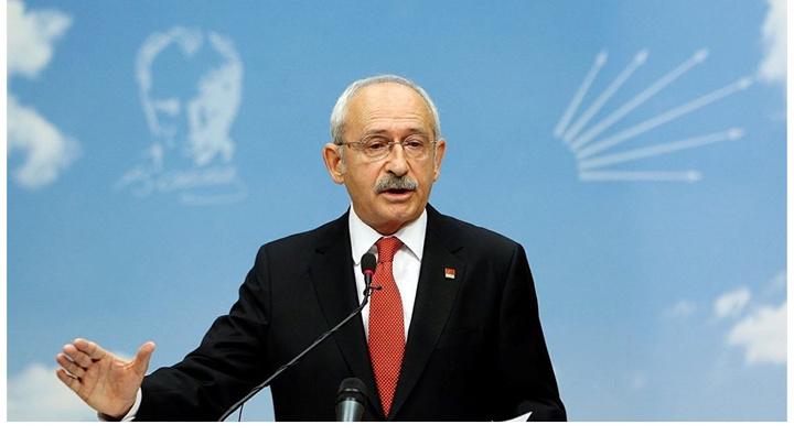 CHP Genel Başkanı Kemal Kılıçdaroğlu, MYK üyelerini olağanüstü topladı