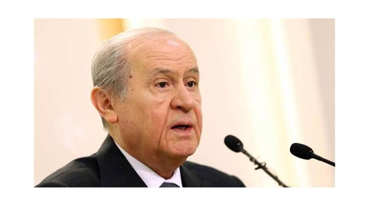 MHP Genel Başkanı Devlet Bahçeli Başkanlık Divanı'nı topladı