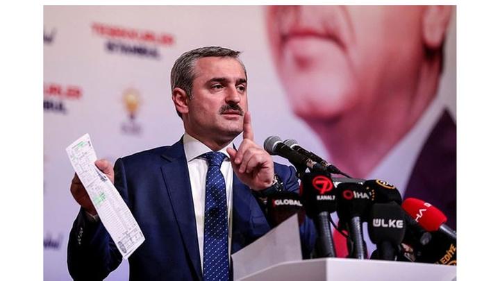 AK Parti İstanbul İl Başkanı Şenocak  seçimleri yenileme kararına ilişkin değerlendirmelerde bulundu