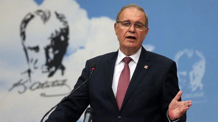 CHP Genel Başkan Yardımcısı ve Parti Sözcüsü Faik  Öztrak'tan açıklama