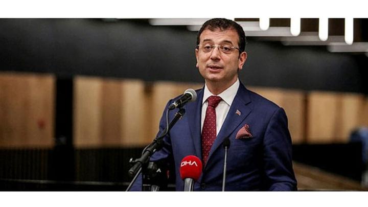 Ekrem İmamoğlu, Kemal Kılıçdaroğlu'nun daveti üzerine CHP Genel Merkezi'ne geldi