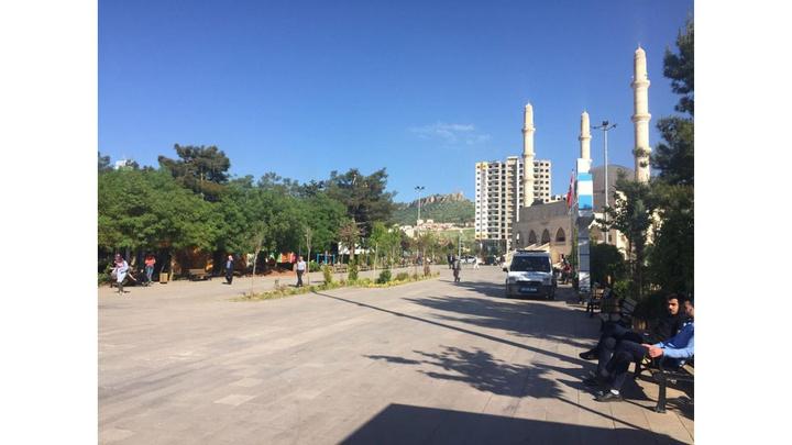 Mardinliler, iftar çadırı kurmadığı için belediyeye tepki gösterdi