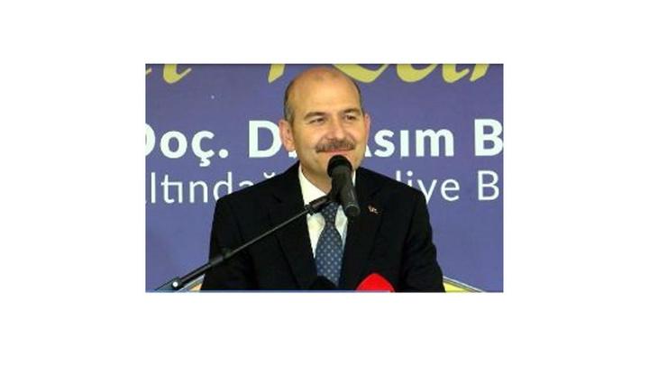 İçişleri Bakanı Süleyman Soylu, Altındağlılarla iftarda bir araya geldi