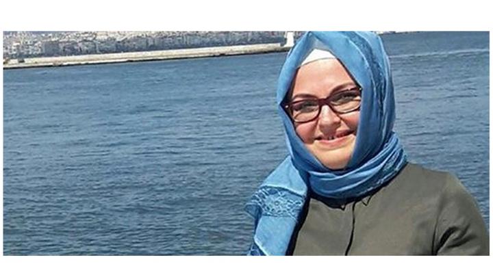 Rize Ardeşen'de evinin balkonundan düşen TEMA temsilcisi Mine, son yolculuğuna uğurlandı