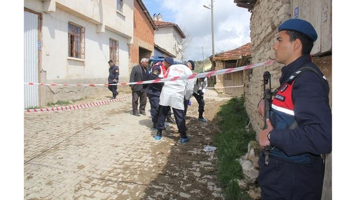 Kütahya'da 3 akrabasını yaralayan zanlı tutuklanarak cezaevine gönderildi