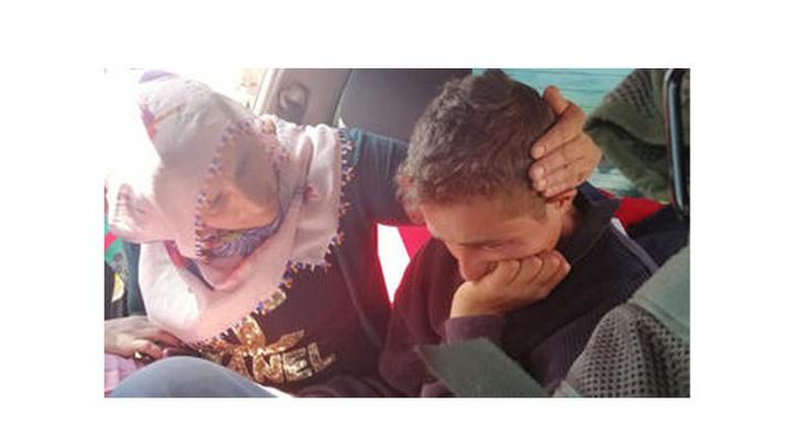 Bingöl'de 17 saat boyunca kendisinden haber alınamayan 17 yaşındaki Yusuf bulundu