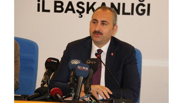 Adalet Bakanı Abdulhamit Gül'den YSK'ya yapılan eleştirilere sert cevap