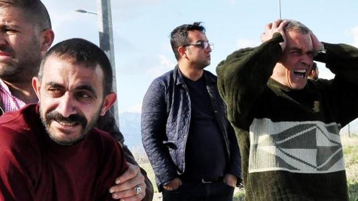 Erzurum'da gölette boğulan kuzenler Recep ve Furkan gözyaşları içinde toprağa verildi
