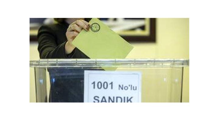 Sandık kurulu başkan ve üyelerinin listesi 21 Mayıs'ta siyasi partilerle paylaşılacak
