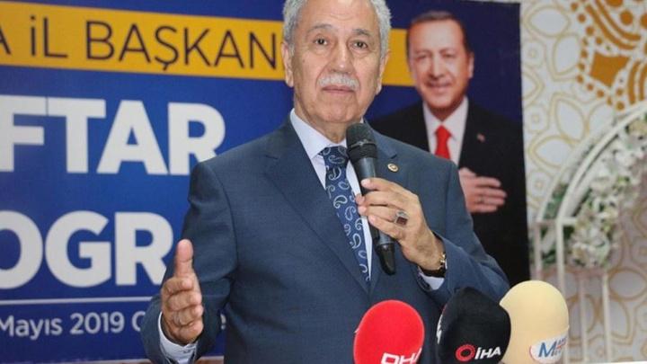 Bülent Arınç: İstanbul'da büyük bir seferberlik ilan edeceğiz