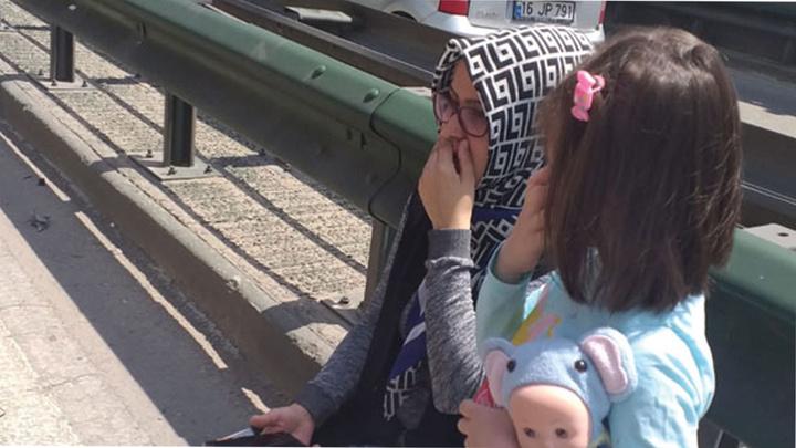 Bursa'da zincirleme kazada 1'i çocuk 3 kişi yaralandı