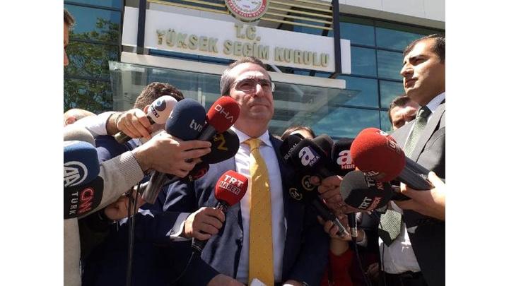 İYİ Parti Mustafakemalpaşa'da seçimlerin iptali için YSK'ya başvurdu