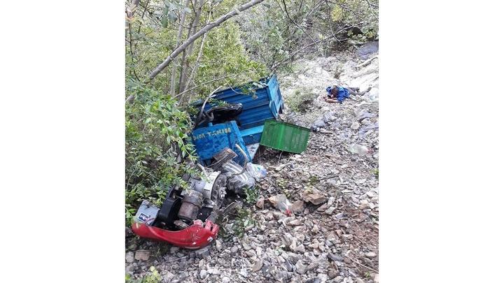 Anamur'da çapa motoru devrildi: 2 ölü, 1 yaralı