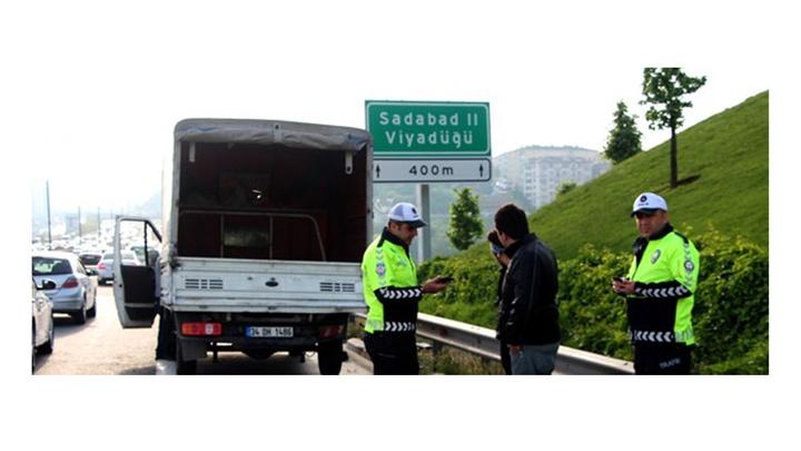 TEM Otoyolu'nda meydana gelen kazada 1 kişi öldü