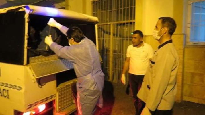Başkale'de İran sınırında 9 erkek cesedi bulundu