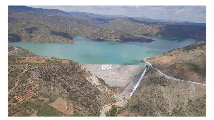 Konya'da KOP'un kilit barajı doldu
