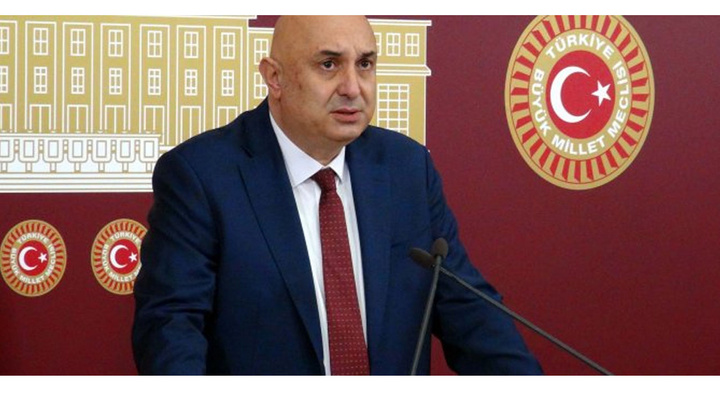 CHP'li Engin  Özkoç, Mahmut Tanal'ı ziyarete gelen 2 terörist ile alakalı konuştu