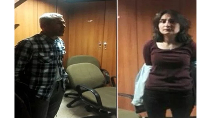 TBMM'ye girmeye çalışan DHKP/C ile bağlantılı 1'i kadın 2 kişi üzerinde düzenekle yakalandı