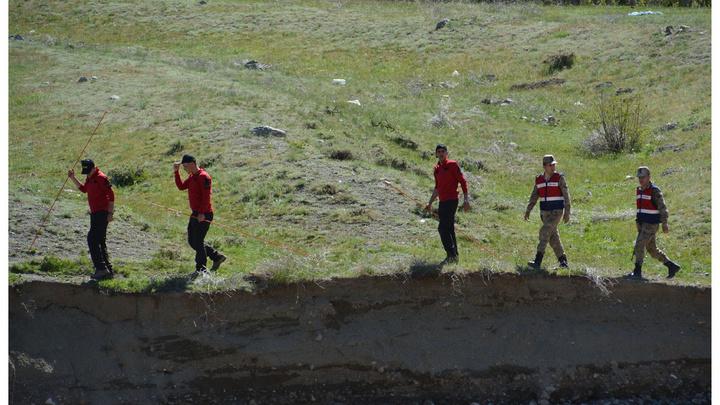Kars'ta kaybolan Nurcan'ı arama çalışmaları kaldığı yerden devam ediyor