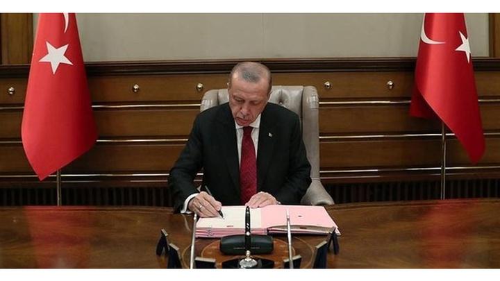 Cumhurbaşkanı Atama Kararları Resmi Gazete'de yayımlandı