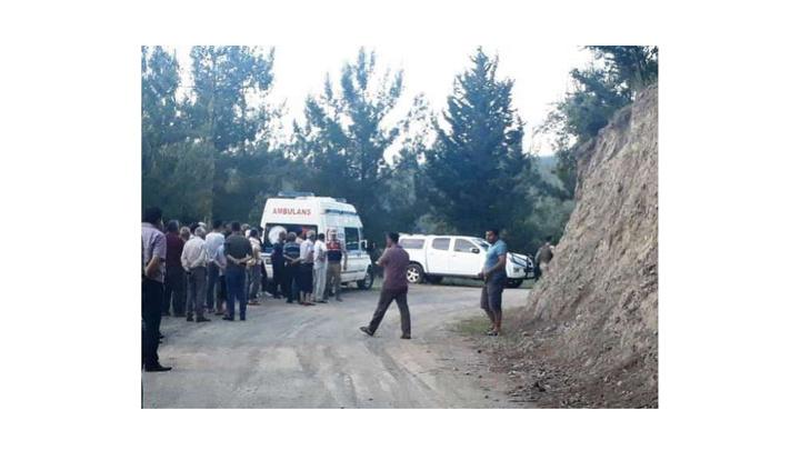 Osmaniye'de bir kişi evini yaktı, aracını uçurumdan attı, intihar etti