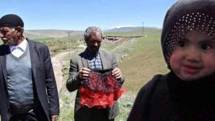 Kars'ta 8 gün önce kaybolan küçük Nurcan'ın eteğinin bulunduğu yerde cansız bedeni bulundu