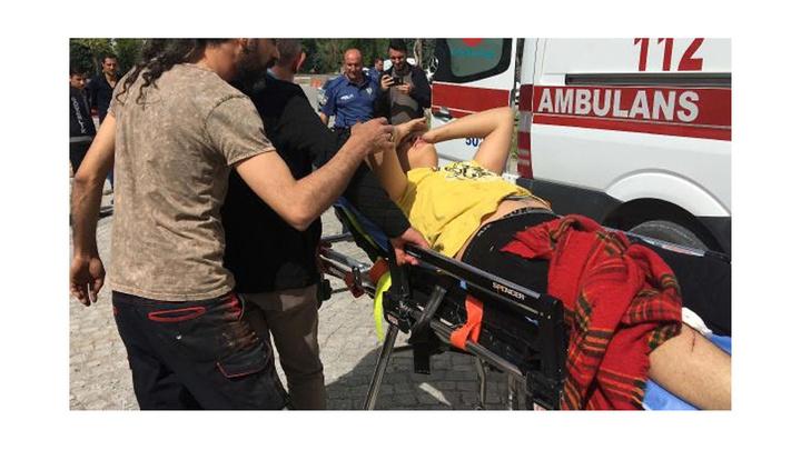 Konya'da kafeye silahlı saldırı düzenlendi: 2 yaralı