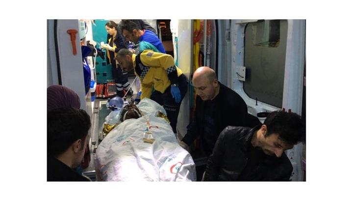 Ardahan'da taş ocağındaki patlamada ölen işçi defnedildi