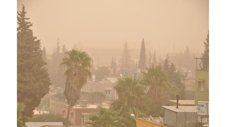 Aydın'da akşam saatlerinden itibaren toz taşınımı bekleniyor