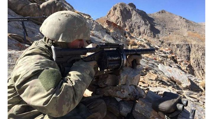 Elazığ'da çatışmada 2 PKK'lı öldürüldü