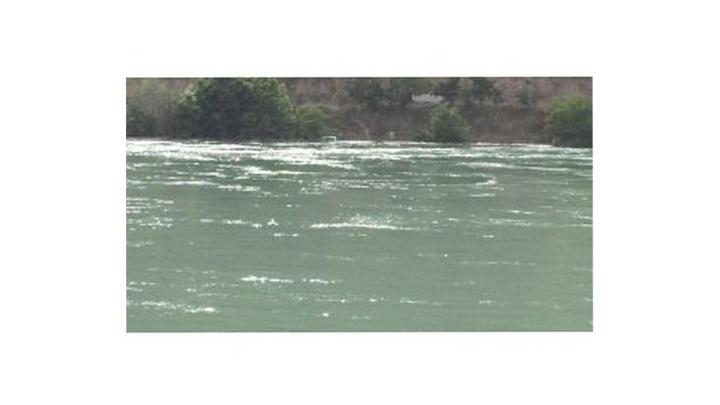 Elazığ'da Keban Barajı'nın kapağı açıldı, bir araç, 1 tesis ve yollar su altında kaldı
