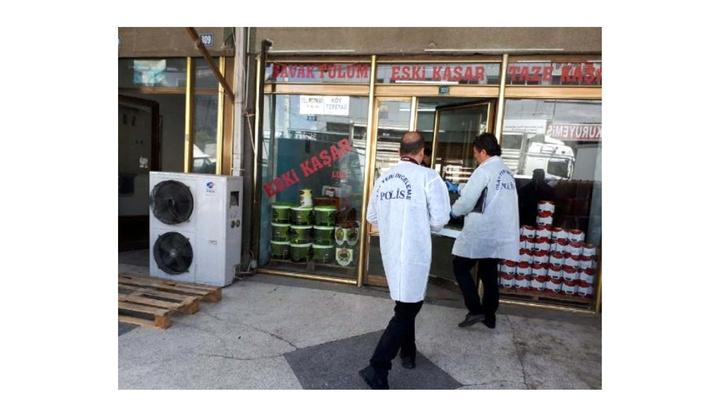 Başkentte tazminatını alamayan kişi eski iş yerinde, muhasebeciyi tabancayla vurdu