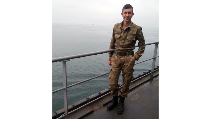 Hava değişimi için memleketine gelen askerin cesedi bulundu