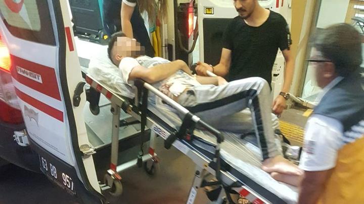 Şanlıurfa'da lahmacun sırasında iki grup birbirine girdi: 5 yaralı