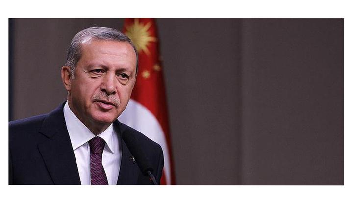 Cumhurbaşkanı Recep Tayyip Erdoğan'dan  KKTC Başbakanı'na tebrik telefonu