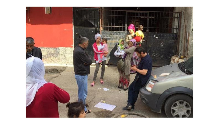 Adana'da resmi nikah isteyen hamile eşini döven koca bebeğin düşmesine sebep oldu