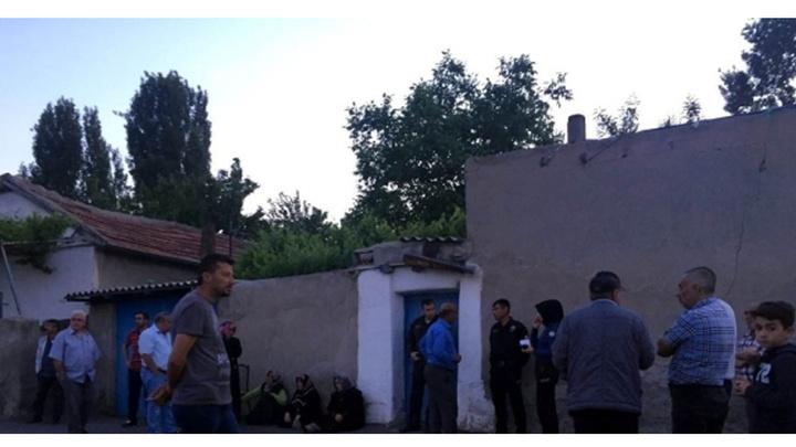 Kayseri'de evlerinin bahçesinde ölü olarak bulunan yaşlı çift beş gün önce ölmüş