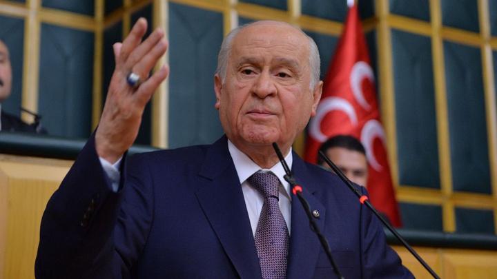 """MHP Lideri Devlet Bahçeli'den """"Pençe"""" açıklaması"""