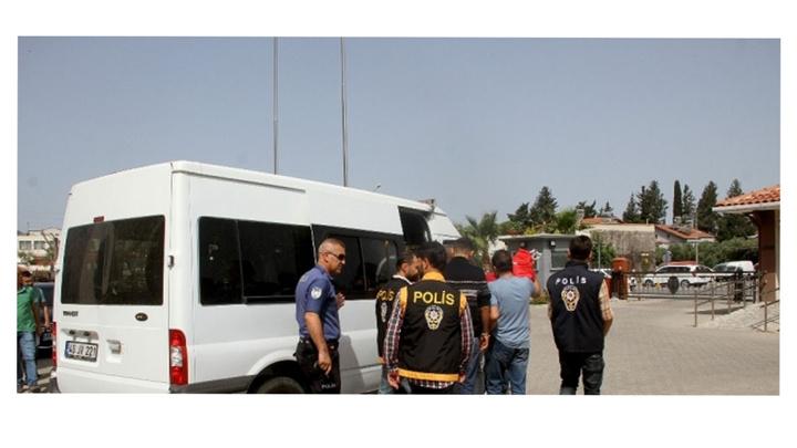 Fethiye'de fuhuş operasyonu: 11 tutuklama