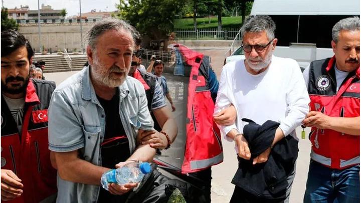 Zümrüt Apartmanı yazarı ve yayıncısı serbest bırakıldı