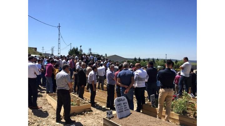 Alibeyköy BarajI'nda boğularak ölen iki çocuk toprağa verildi