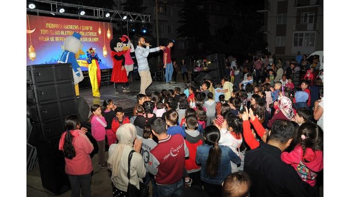 Akşehir'de Ramazan Eğlence Programları devam ediyor