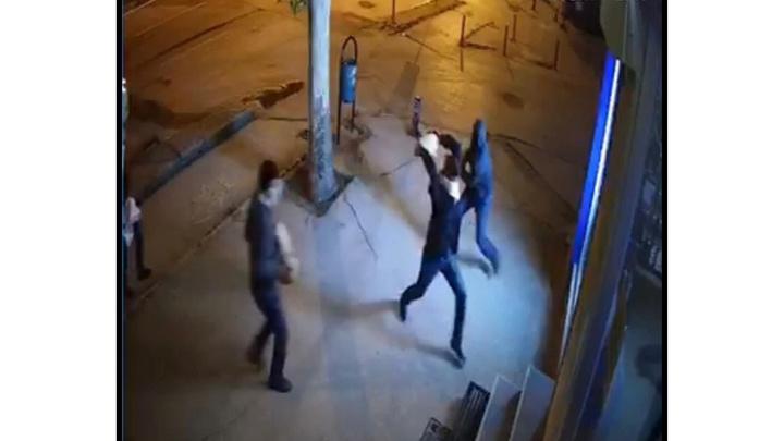 Bursa'da 1 dakikada 100 bin liralık vurgun